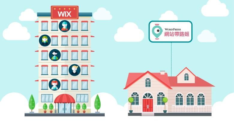 Wix 和 WordPress 的終極比較