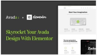 Photo of 可以用 Avada 主題搭配 Elementor 編輯器嗎?