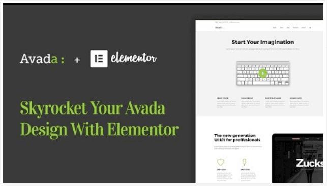 Avada Elementor