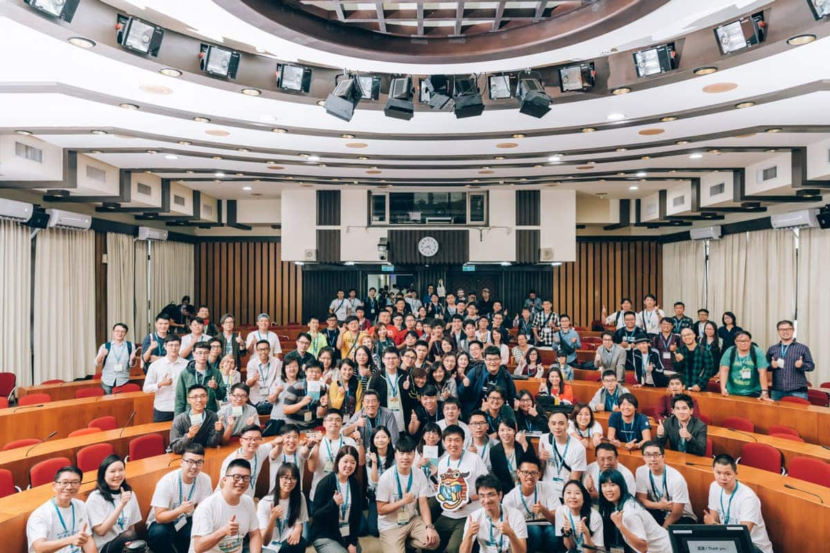 WordPress 講師 WordCamp Taipei 2018 講者