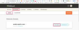 SiteGround SSL Installation